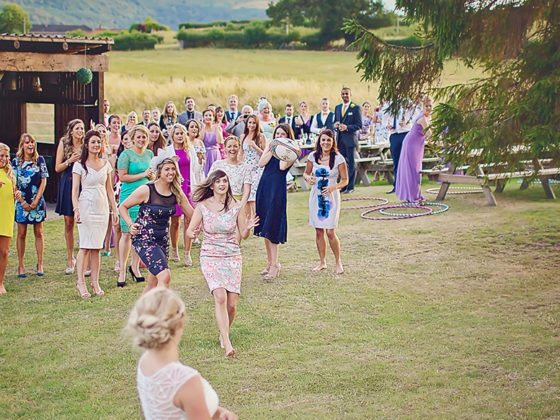 Fun and memorable ideas for wedding reception guests