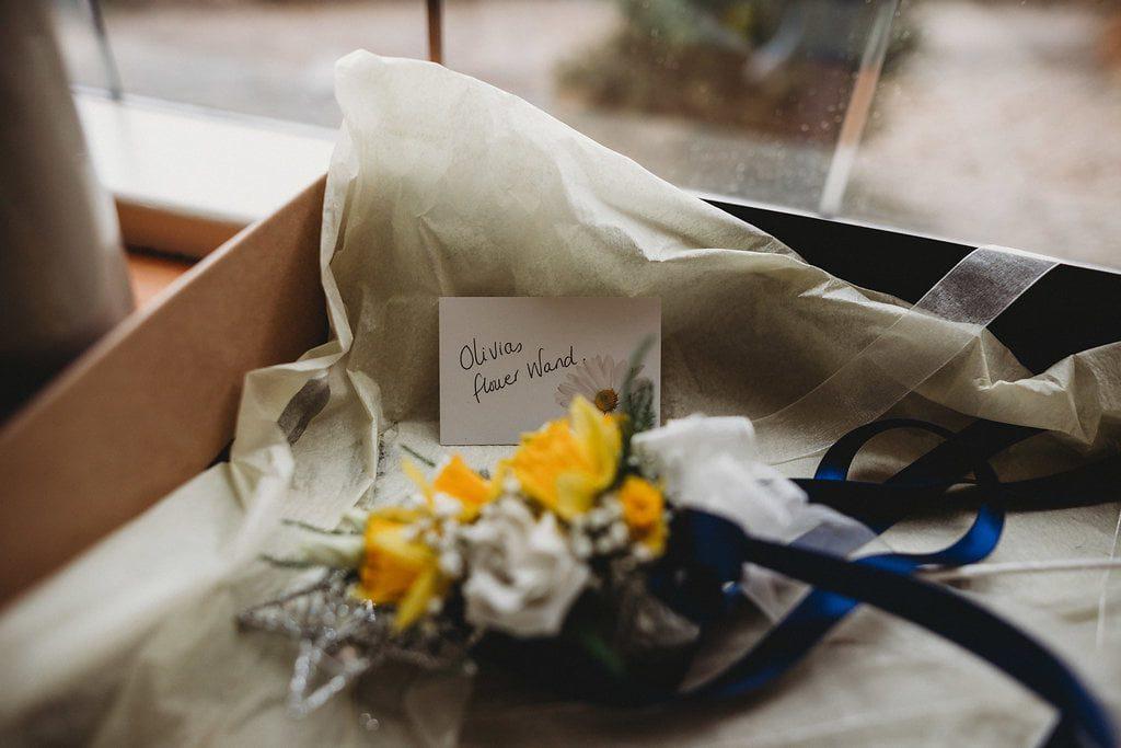 Sian & Wayne Spring Wedding