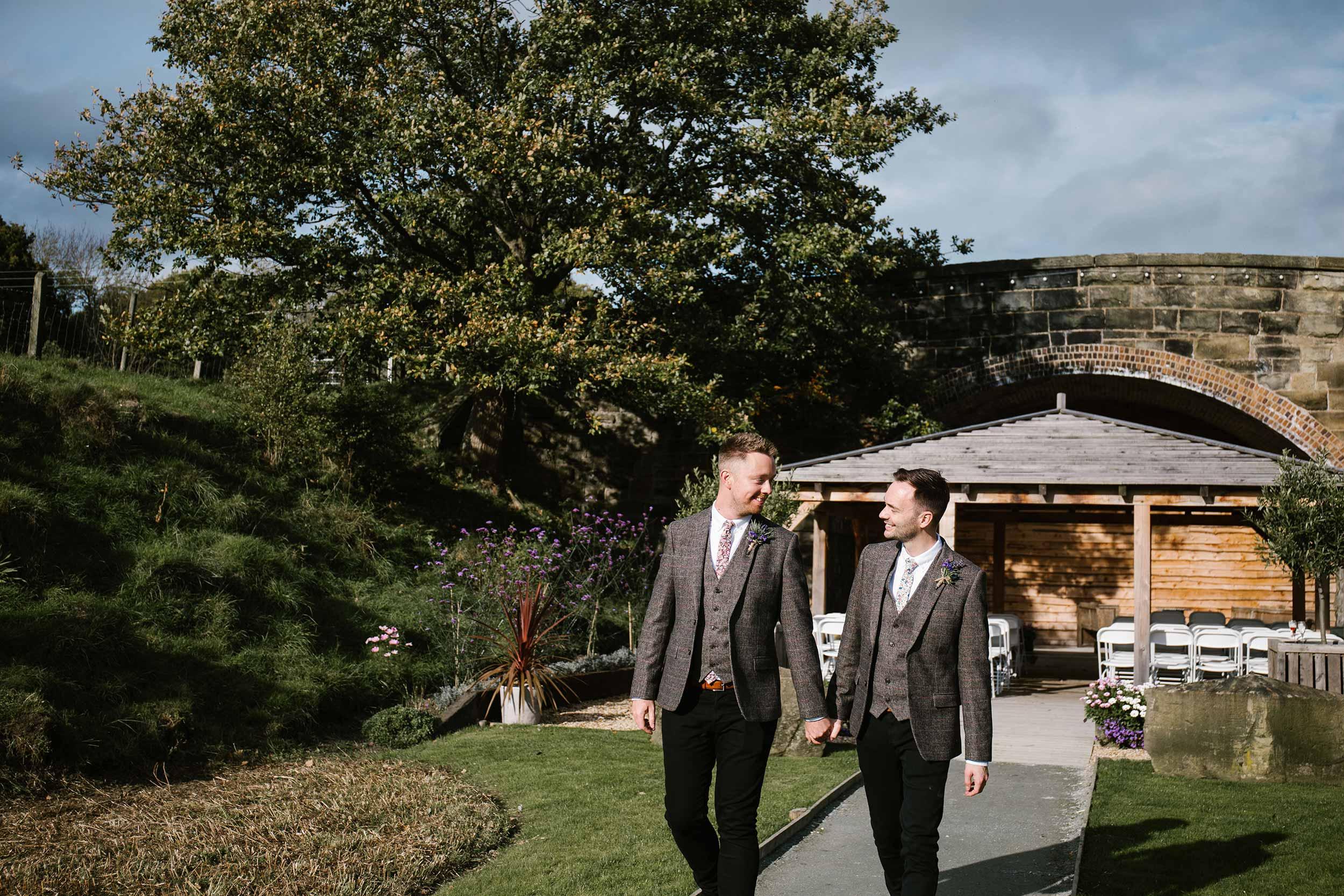 Tower Hill Barns is an LGBTQ+ friendly wedding venue